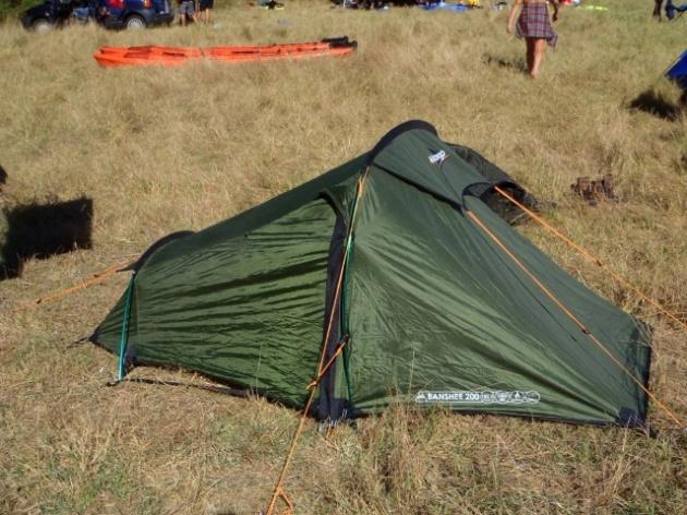 19d9ea0b1e8 Vango - Двуместна палатка < Втора употреба
